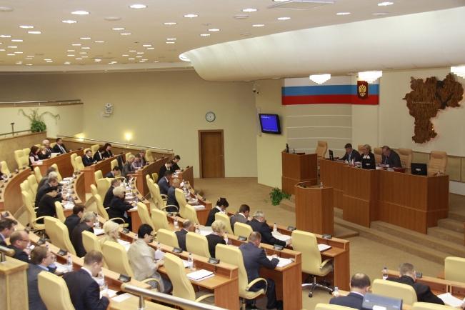 Жеребьевка определила порядок партий в бюллетене на выборах в заксобрание кировской области